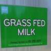 grass fed milk